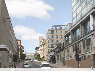 Revised student housing plans drawn up for Glasgow city centre