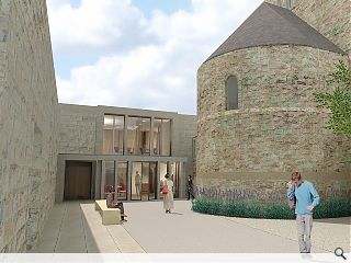 Edinburgh church details £2.2m vision
