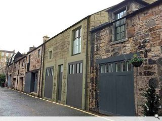 City living demand fuels New Town mews development