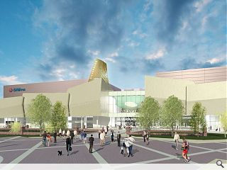 Silverburn expansion plans submitted