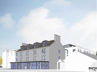 Backers sought for Aberdeen student build
