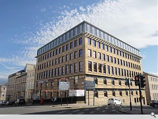 Mosaic lead Blythswood office to hotel conversion