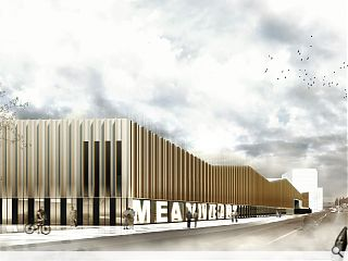 Meadowbank Sports Centre consultation launched