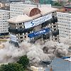 Anderston tower block demolition clears way for £50m estate regeneration