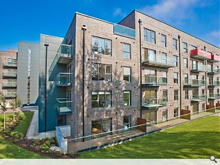 Private rental scheme takes off in Aberdeen with Forbes Place completion
