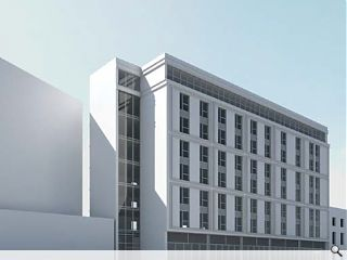 Premier Inn muscles in on Edinburgh market with fourth planned hotel