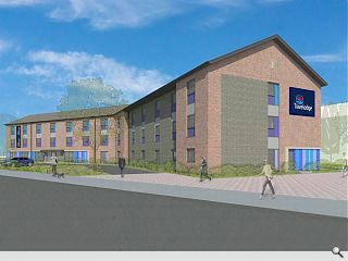 Travelodge roll-out continues with 60-bed Govan hotel