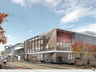 Plans submitted for Citizens Theatre overhaul