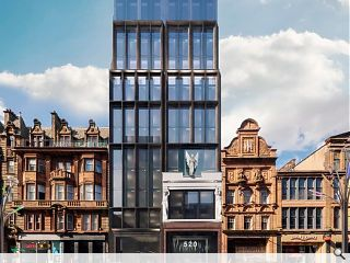 Gateway tower promises to arrest the decay of Sauchiehall Street