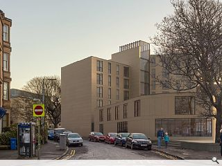 CMM propose short stay accommodation for Glasgow's West End