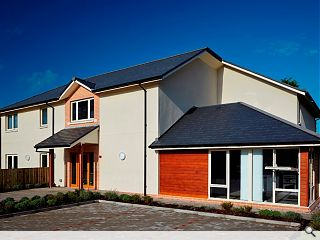 Portlethen social housing complex completes