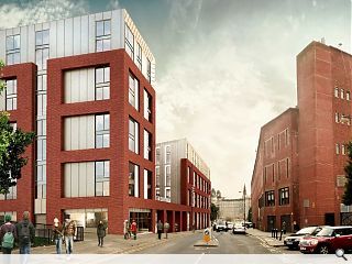 ICA submit Townhead student housing plan