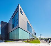 Clydebank Leisure Centre - Kennedy Fitzgerald Architects (c) Infinite 3D