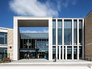 Garnock Community Campus formally unveiled