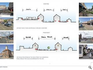 Design competition opens in Carbuncle town
