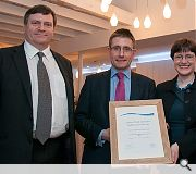 Austin-Smith:Lord's innovative work on the Noreen & Kenneth Murray Library was commended by judges