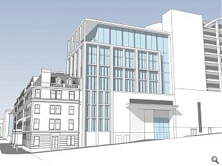 Millenium Hotel expansion faces headwinds as Network Rail object