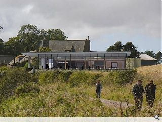 Archial Norr to design Dunottar Castle visitor centre