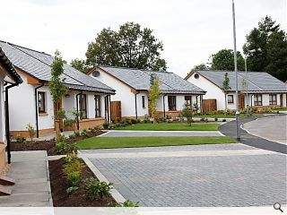 Final phase of Erskine war veteran accommodation nears completion