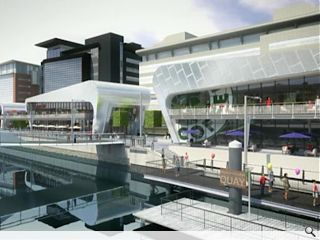 Planning sought for Broomielaw waterfront development