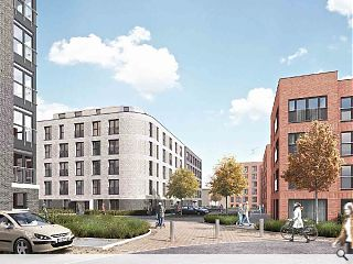 Bonnington residential push continues with plans for 58 flats