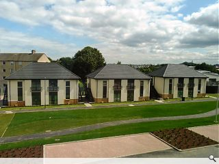 Muirhouse regeneration proceeds with latest wave of housing completions