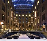 Speirs and Major illuminate London's Devonshire Square