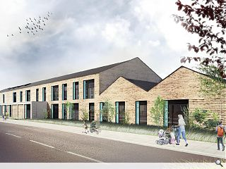 Primary school hits planning at Leith Western Harbour