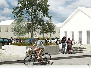 Midlothian Council greenlight twin masterplans