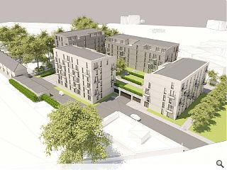 Planning requested for 125 Lochend homes