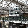 Waverley Station roof finally uncovered