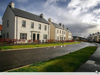Delivery of new homes accelerates at Chapelton