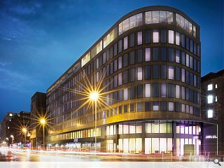 Yotel secure consent for 256 Glasgow hotel 'cabins'