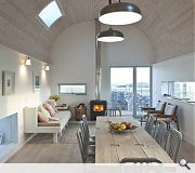 Denizen Works were acknowledged for their work to a smaller budget with House No.7
