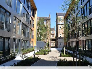 Elder & Cannon complete West Princes Street student housing