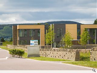 £2.2m life sciences build opens at Inverness Campus