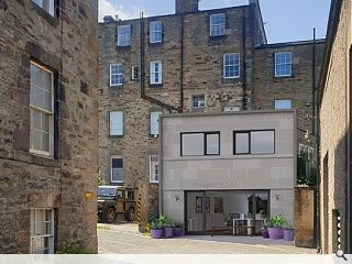 Rearguard mews action to revitalise New Town offices