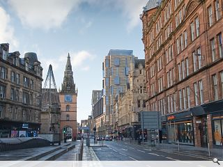 Glasgow's Merchant City on the up with Candleriggs Quarter plan