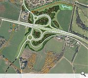 Fairhurst will massively re-engineer Bourtree Bush junction to accommodate the anticipated growth in traffic