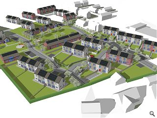 £5.3m Borders housing project gets underway