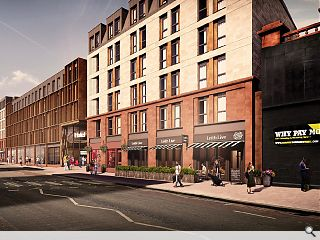 Drum unveil final proposals for £50m Leith Walk 'quarter'