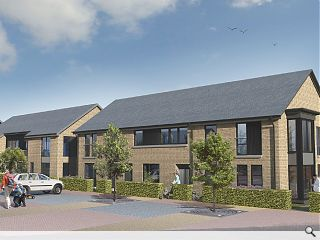 Low-rise housing takes place of Tarfside Oval multis