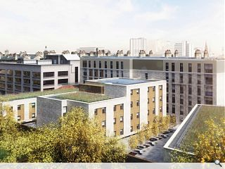 £30.7m Lutton Place student build wins planning