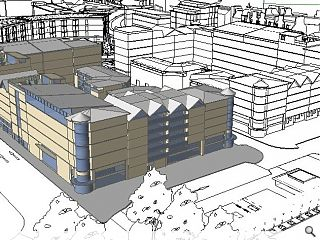 Robertson to deliver £40m Dundee Waterfront development