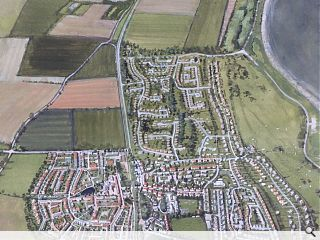 Outline proposals emerge for 450 Longniddry homes