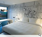 Rooms will offer expansive views over the River Clyde