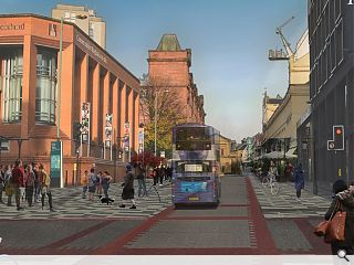 Glasgow North Quarter exhibition to shape districts future