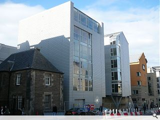 Holyrood student housing nears completion