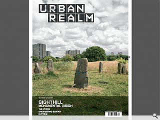 Autumn edition of Urban Realm magazine hits the streets