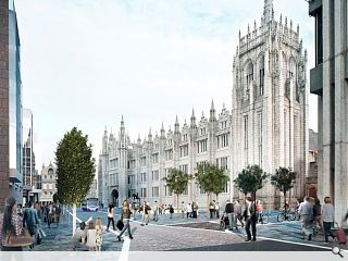 Aberdeen grants go-ahead to Broad Street overhaul